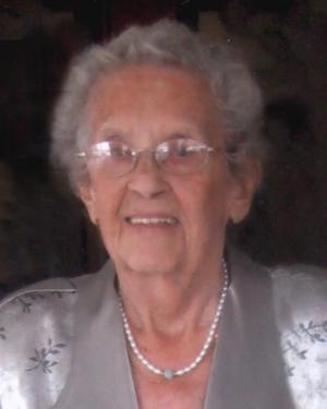 Trois-rivières, le 18 septembre 2010 est décédée à l'âge de 98