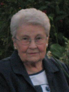 Au pavillon ste-marie du chrtr, le 2 décembre 2011 est décédée